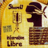 Purchase Sham 69 - Information Libre