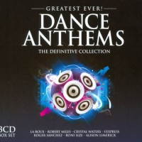 Purchase VA - Greatest Ever Dance Anthems The Definitive Collection CD3