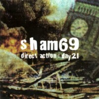 Purchase Sham 69 - Direct Action: Day 21