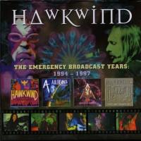 Purchase Hawkwind - The Emergency Broadcast Years 1994-1997 CD4
