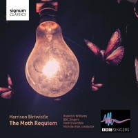 Purchase Harrison Birtwistle - The Moth Requiem