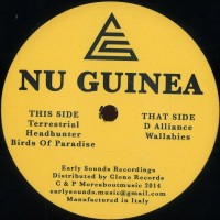 Purchase Nu Guinea - There Guinea (EP) (Vinyl)