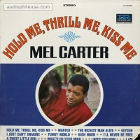 Purchase Mel Carter - Hold Me, Thrill Me, Kiss Me (Vinyl)