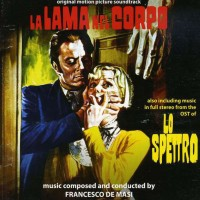 Purchase Francesco De Masi - La Lama Nel Corpo / Lo Spettro OST
