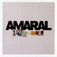 Purchase Amaral - Amaral 1998-2008 CD1