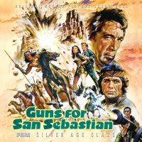 Purchase Ennio Morricone - Guns For San Sebastian OST (Reissued 2006)