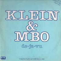 Purchase Klein & MBO - De-Ja-Vu (Vinyl)