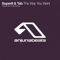 Purchase Super8 & tab - The Way You Want (CDS)