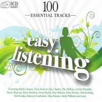 Purchase VA - 100 Essential Tracks: Easy Listening CD5