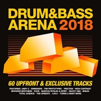 Purchase VA - Drum & Bass Arena 2018 CD2