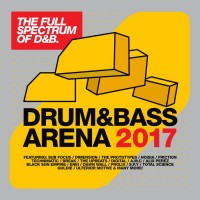 Purchase VA - Drum & Bassarena 2017 CD1