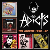 Purchase The Adicts - Albums 1982-1987