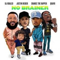 Purchase DJ Khaled - No Brainer (Feat. Justin Bieber, Chance The Rapper & Quavo) (CDS)