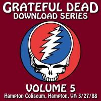 Purchase The Grateful Dead - Download Series Vol. 5 - 1988-03-27 Hampton Coliseum, Hampton, Va