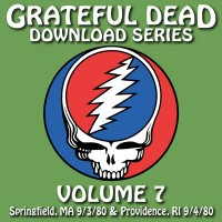 Purchase The Grateful Dead - Download Series Vol. 7: 1980-09-03 Springfield, Ma CD1