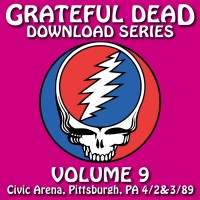 Purchase The Grateful Dead - Download Series Vol. 9: 1989-04-03 Civic Arena, Pittsburgh, Pa CD2