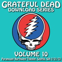 Purchase The Grateful Dead - Download Series Vol. 10: 1972-07-21 Seattle, Wa CD1