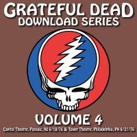 Purchase The Grateful Dead - Download Series Vol. 4:1976-06-18 Capitol Theatre, Passaic, Nj