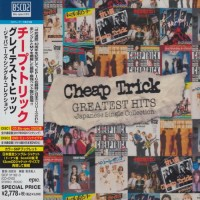 Purchase Cheap Trick - Greatest Hits - Japanese Single Collection