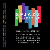 Purchase Sfjazz Collective - Music Of Coleman, Wonder, Monk & Original Compositions Live Sfjazz Center 2017 CD2