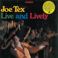 Purchase Joe Tex - Live And Lively (Vinyl)