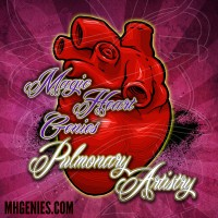 Purchase Magic Heart Genies - Pulmonary Artistry