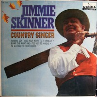 Purchase Jimmie Skinner - Country Singer (Vinyl)