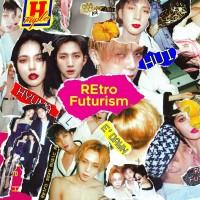 Purchase Triple H - Retro Futurism