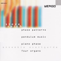 Purchase Steve Reich - Phase Patterns / Pendulum Music / Piano Phase / Four Organs
