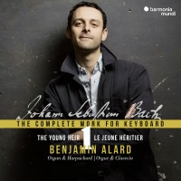 Purchase Benjamin Alard - J.S. Bach: The Complete Works For Keyboard, Vol. 1 CD3