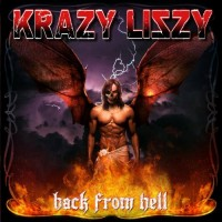 Purchase Krazy Lizzy - Back From Hell