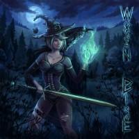 Purchase Wooden Blade - Dark Forest