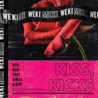 Purchase Weki Meki - Kiss, Kicks