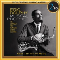 Purchase Eric Dolphy - Musical Prophet: The Expanded 1963 New York Studio Sessions