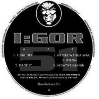 Purchase I:gor - Funk Off (EP) (Vinyl)