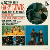 Purchase Gary Lewis & The Playboys - A Session With Gary Lewis And The Playboys (Vinyl)