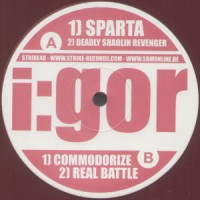 Purchase I:gor - Sparta (EP)