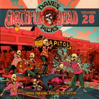 Purchase The Grateful Dead - 1976-06-17 Capitol Theatre, Passaic, Nj - Dave's Picks Volume 28 CD2