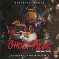 Purchase Ghostface Killah - Ghost Files - Bronze Tape