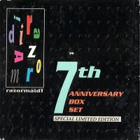Purchase VA - Razormaid 7Th Anniversary Box Set CD5