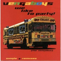 Purchase Vengaboys - We Like To Party! CD1