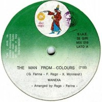 Purchase Wanexa - The Man From Colours (VLS)