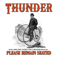 Purchase Thunder - Please Remain Seated