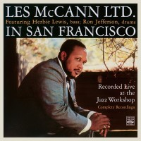 Purchase Les Mccann - Les McCann Ltd. In San Francisco (Reissued 2012)