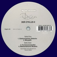 Purchase Der Zyklus - Der Zyklus II (EP) (Vinyl)