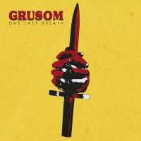 Purchase Grusom - One Last Breath (CDS)