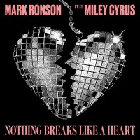 Purchase Mark Ronson - Nothing Breaks Like A Heart (CDS)