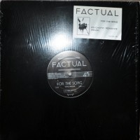 Purchase Factual - For The Song (EP) (Vinyl)