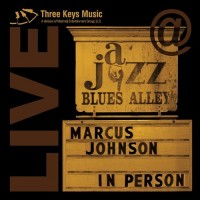 Purchase Marcus Johnson - In Person: Live At Blues Alley