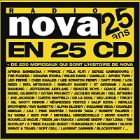 Purchase VA - 25 Ans Radio Nova CD8